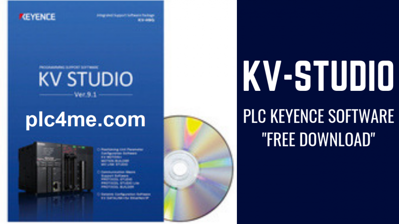 Download] KV-Studio V9 46 - PLC Keyence Software (Real 100