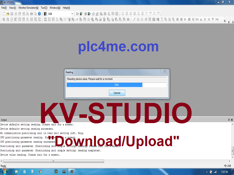 Keyence PLC] Programing Tutorial - Lesson 1 :