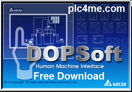 Download] DOPSoft V2 74 Delta HMI Software (Real 100%) - plc4me com