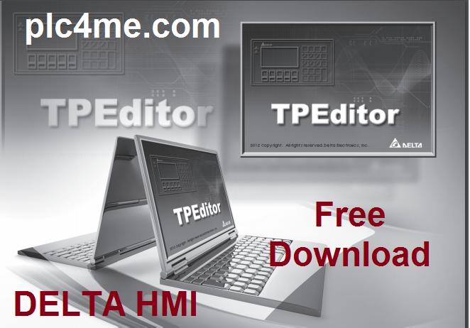 Download] TPEditor V1 94 Delta HMI Software (Full+Free Download