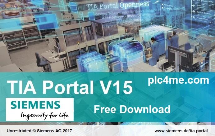 Siemens Software Archives - plc4me com